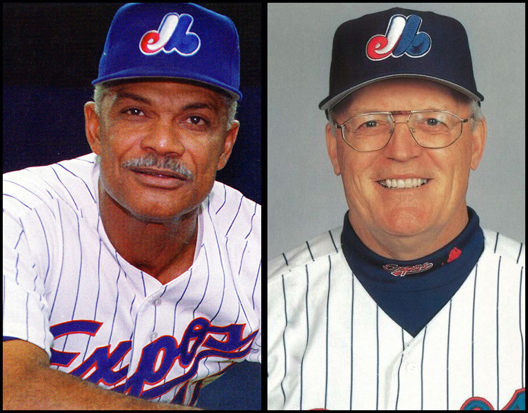 A great weekend of major league baseball in montreal for Claude raymond piscine