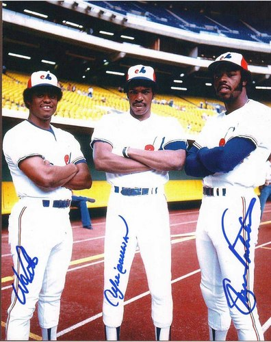The Best Outfield in Baseball, 1977-80: Warren Cromartie, Andre Dawson, and Ellis Valentine