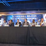 Rodger Brulotte, Alex Anthopoulos, Paul Beeston, Simon Arsenault, Michel Labrecque, Warren Cromartie, Larry Walker, Darrin Fletcher